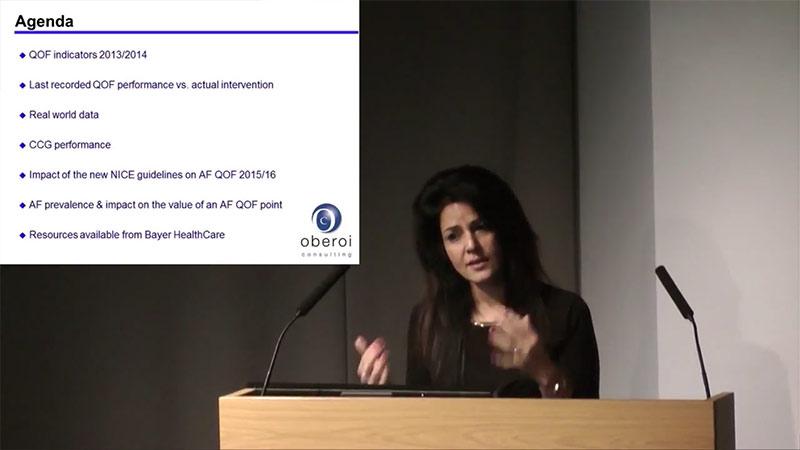 GM Conference 2014: Kavita Oberoi OBE