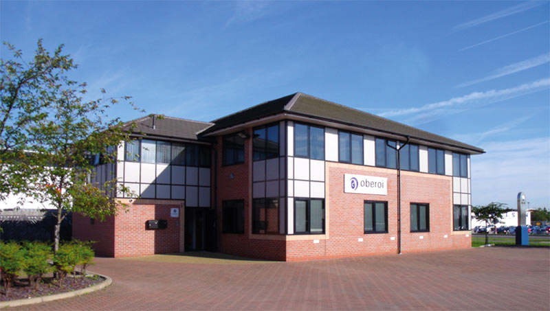 Oberoi Consulting – Derby HQ