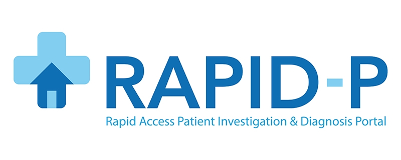 RAPID-P (Rapid Access Patient Investigation & Diagnosis Portal)